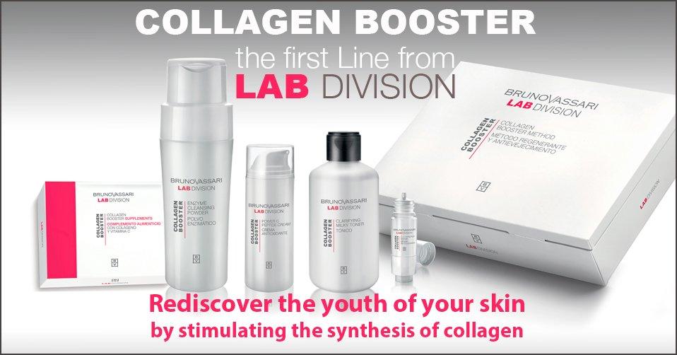 Programa antiedad Colagen Booster Lab Division