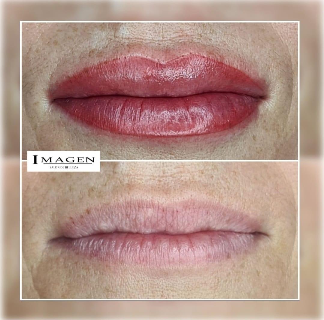 Micropigmentacion labios / Imagen, Castro Urdiales